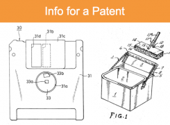 What information is needed for a patent application?