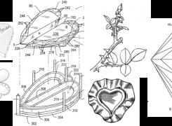 Valentine's Day patents