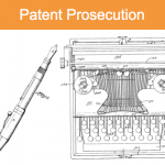 What is patent prosecution