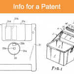 Information needed for a patent application - data and a bucket list