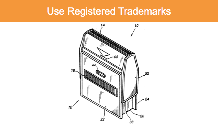 Use a Registered Trademark – A How-To Guide